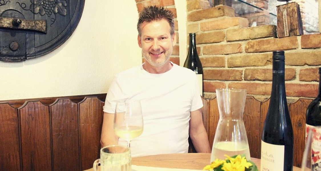 Leo Wieninger im Interview - ©talkaccino.at