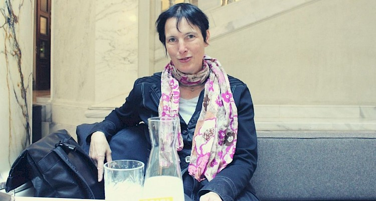Katrin Vohland im Interview - ©talkaccino.at